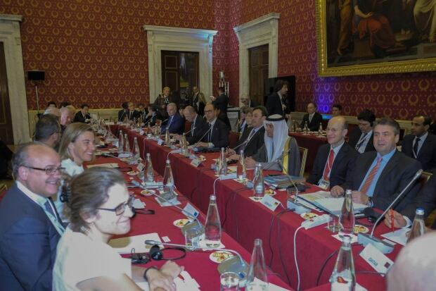 Italy G7 Foreign Ministers