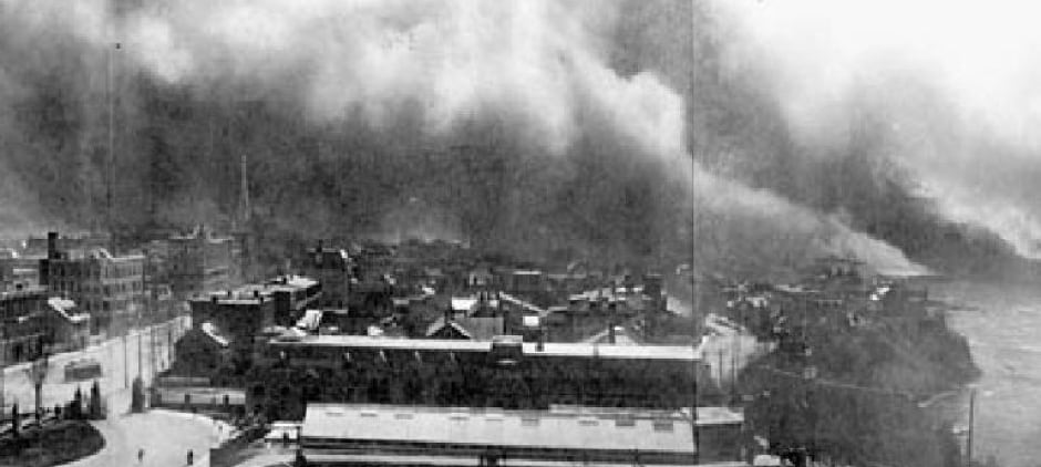 Great Ottawa-Hull fire of 1900