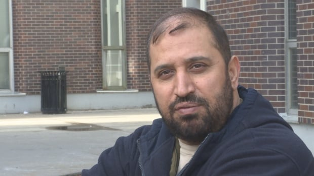 Ahmadshah Malgarai is unable to travel back to Afghanistan until he corrects a discrepancy between the birth date on his Canadian passport and the one shown on his Afghan papers.