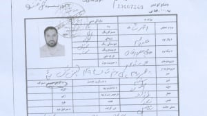 Afghan National ID