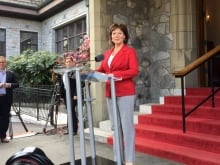 """It's election season in B.C., and the province's Liberal party is facing heat for raking in money with """"cash-for-access"""" events."""