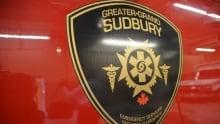 Sudbury Fire Truck