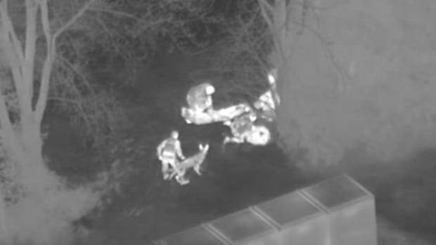 York Regional Police Enlisted Helicopter To Arrest Candy Thieves At Canada's Wonderland