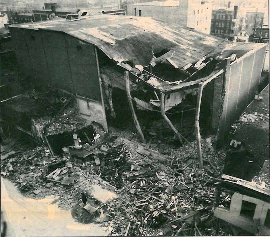 Slater St. explosion 1958