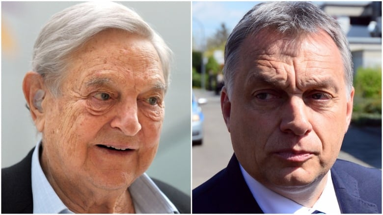 Soros Foundation to leave Hungary