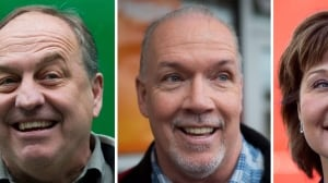 B.C. Votes 2017: Watch the final leaders debate of the campaign