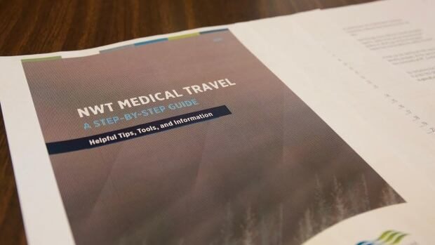 The Northwest Territories Health and Social Services Authority has steps to take for patients looking to travel out-of-territory for treatment. But it's not yet available in any Indigenous language.