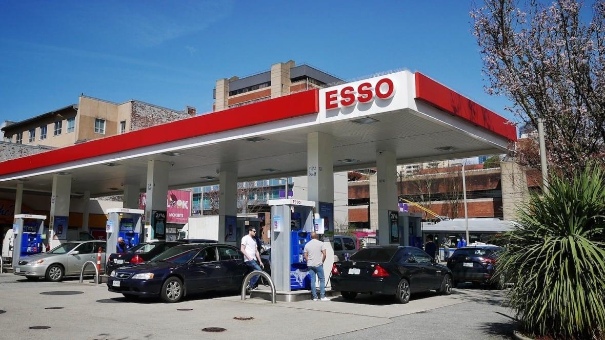 Esso Car Wash North Vancouver