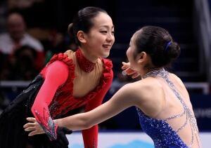 Japan Figure Skating Asada