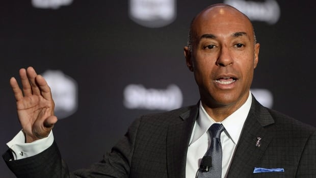 "Commissioner Jeffrey Orridge and the CFL ""parted ways"" on Wednesday, according to a news release from the league. The former executive director of CBC Sports was named the 13th CFL commissioner in March 2015."