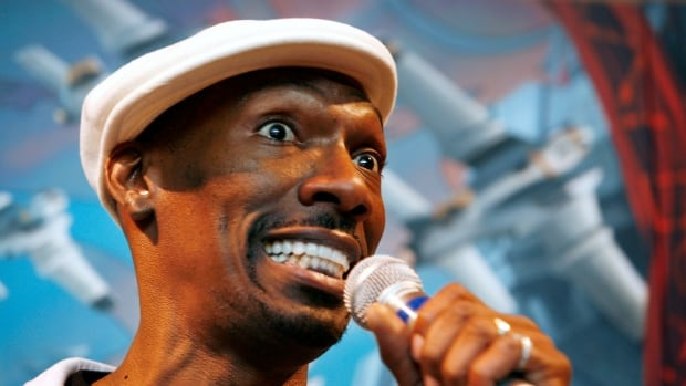 Comedian and actor Charlie Murphy, seen in New York in 2006, has died of leukemia at the age  of 57.