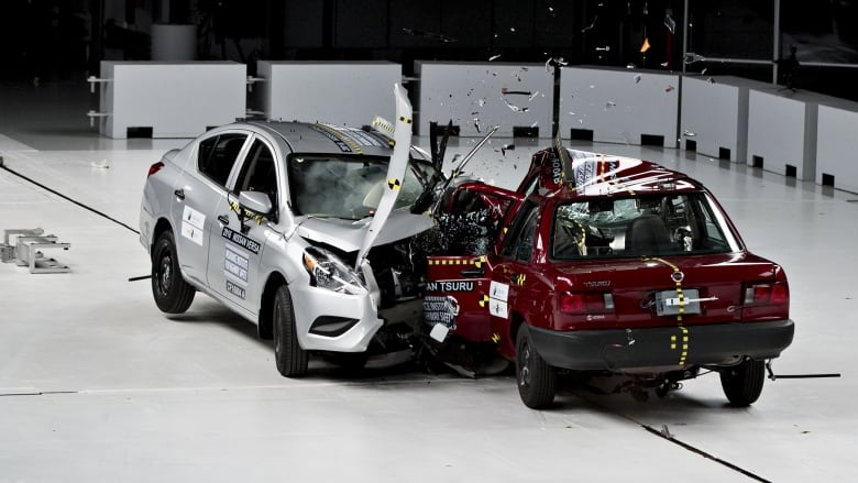 Why today's safer cars aren't driving down insurance costs yet