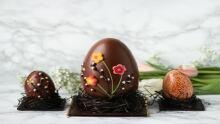 Thomas Haas chocolate eggs