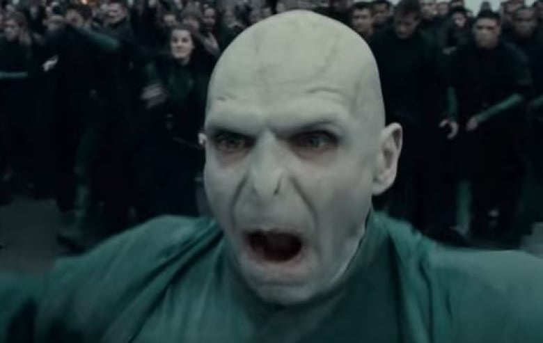 Voldemort Is A Bald Character With Albinism A Surefire