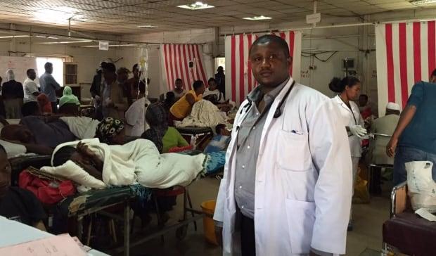 ER Doctor - Ethiopia hospital