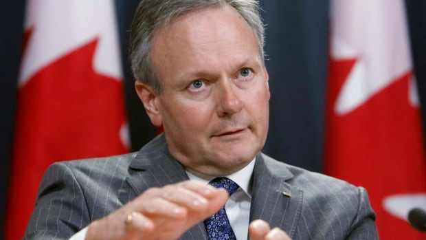 Stephen Poloz, Governor of the Bank of Canada, held the central bank's benchmark interest rate steady on Wednesday.