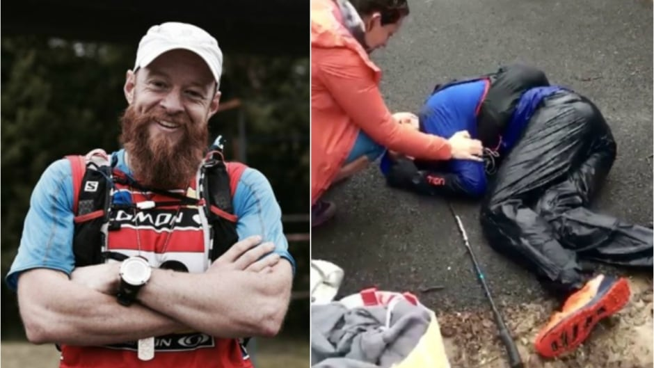 Canadian ultra-marathoner Gary Robbins says he will run the 100-mile Barkley Marathons race for a third time.