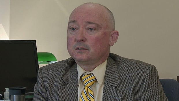 Donovan Molloy is Newfoundland and Labrador's privacy commissioner.