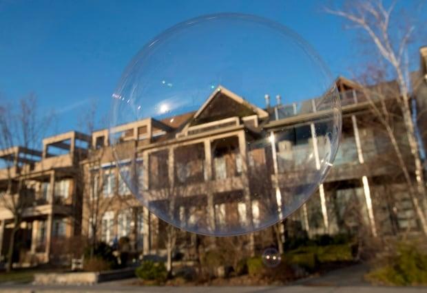 Toronto Bubble 20170409