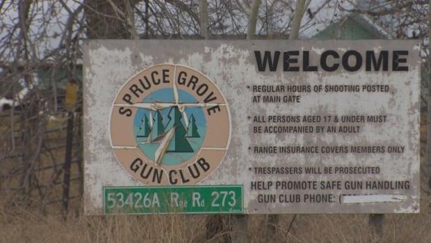 Spruce Grove Gun Club
