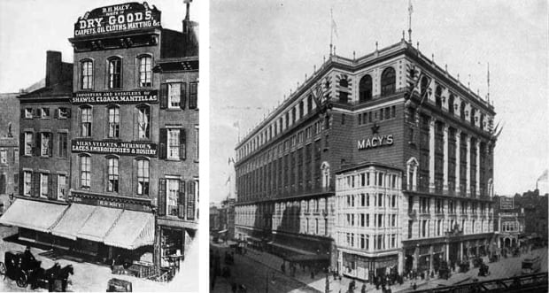 first department store