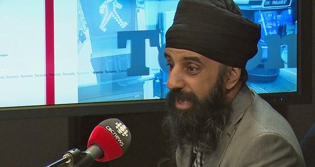 Toronto - Pardeep Singh Nagra