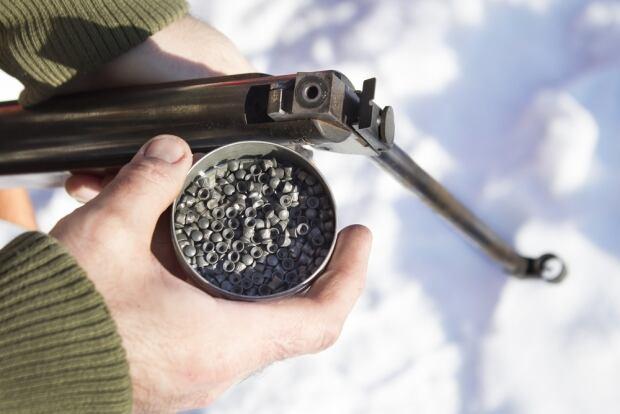 pellet-gun