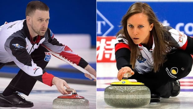 Canada's Brad Gushue and Rachel Homan, who recently won world curling titles, will be among 14 teams at the 2018 Canadian Olympic trials Dec. 2-10 in Ottawa.