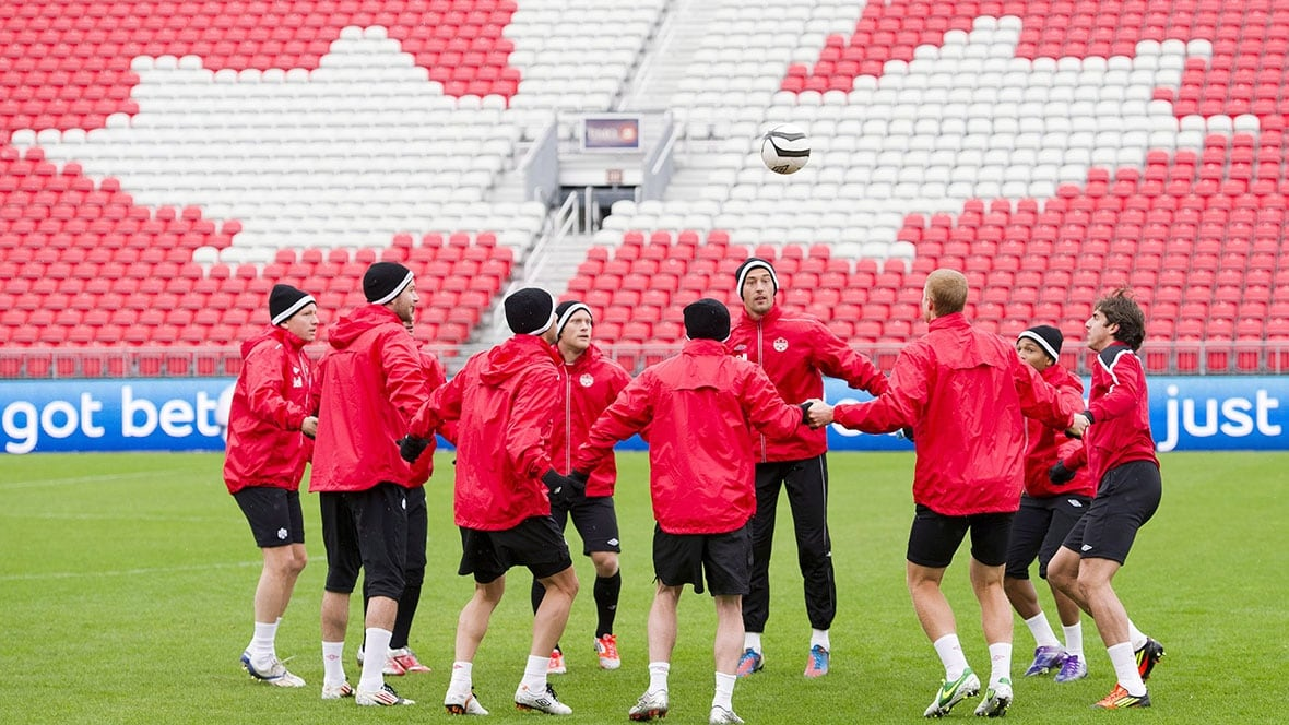 Can Canada field a credible World Cup team in 2026? - CBC ...