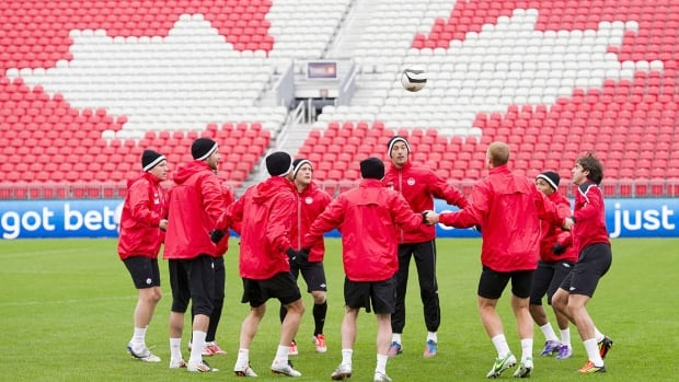 The Canadian men's soccer team could make its first World Cup appearance since 1986 if the country is able to land the 2026 tournament as a co-host with Mexico and the U.S.