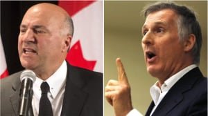 Kevin O'Leary drops out of Conservative leadership race, will endorse Maxime Bernier