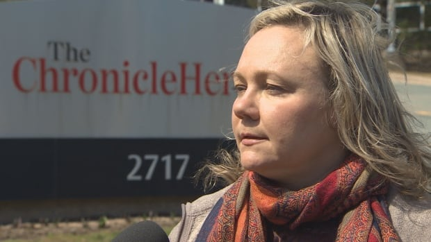Halifax Typographical Union president Ingrid Bulmer said the union is looking into every option, including legal action or appealing to the provincial labour minister to strike an inquiry commission.