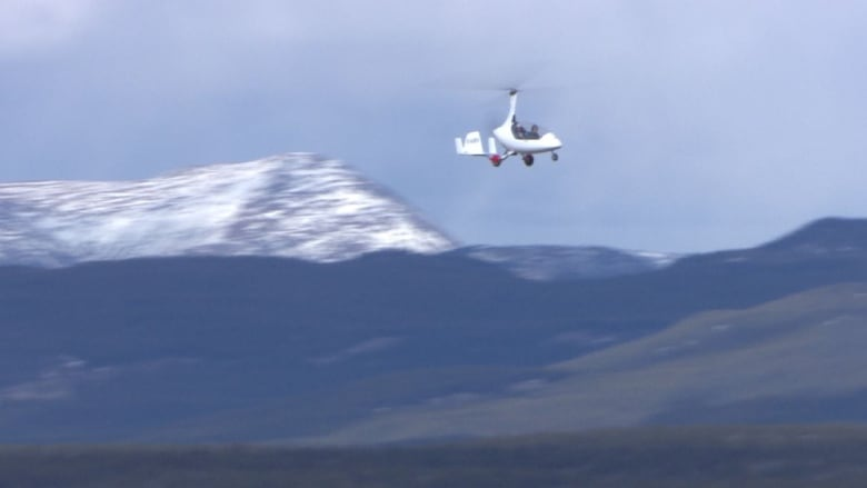 Flying economy-class: Could gyroplanes offer Yukoners flights at