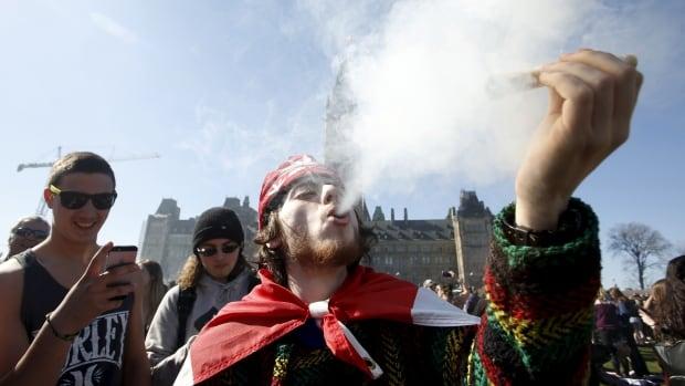 CANADA-MARIJUANA/