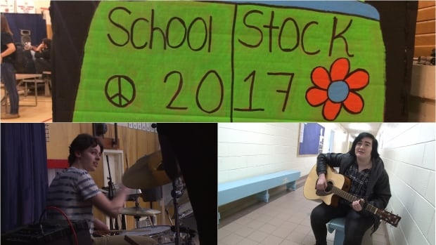SchoolStock 2017 was hosted by Jane Collins Academy in Hare Bay in central Newfoundland.