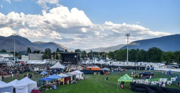 Cannafest grounds