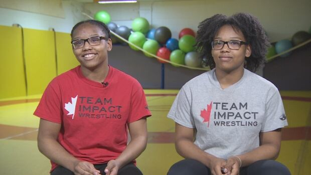 Twin sisters Dejah and Shantay Slater have earned the right to compete at the Junior Pan American and world championships for Canada