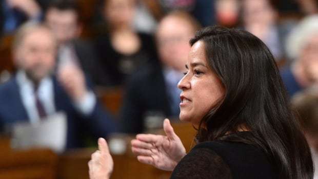 Federal Justice Minister Jody Wilson-Raybould said she's committed to holding a meeting in late April to help co-ordinate solutions around court delays.