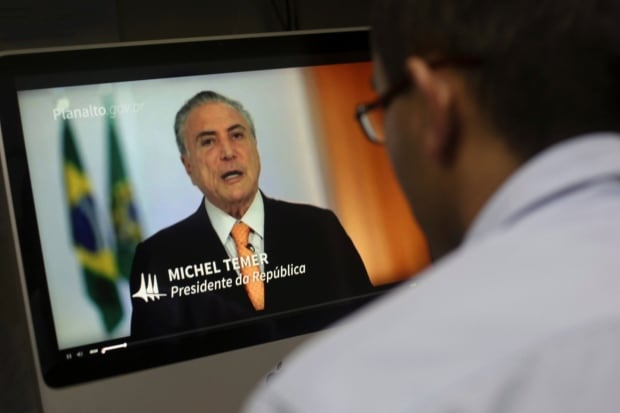 Brazil construction firm ordered to pay $2.6B in bribe case