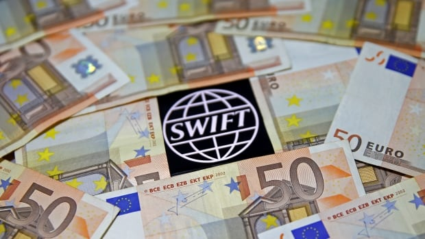 A group calling itself the Shadow Brokers released documents and files indicating NSA had accessed the SWIFT money-transfer system through service providers in the Middle East and Latin America.