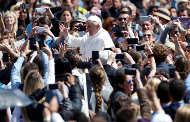 POPE-EASTER/MASS-URBI ET ORBI