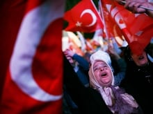 Turkey's historic referendum results marginally approved constitutional changes that would greatly expand the powers of President Recep Tayyip Erdogan. Opposition parties question the outcome and are challenging the results.