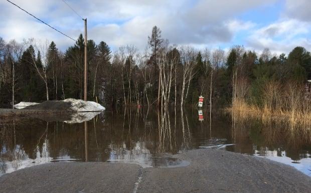 Rawdon flooding