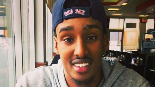 Samatar Farah, 24, was found dead on Saturday in Scarborough.