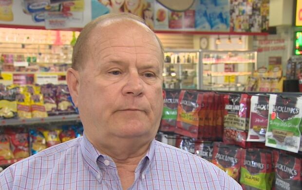 Dave Bryans, CEO of the Ontario Convenience Stores Association