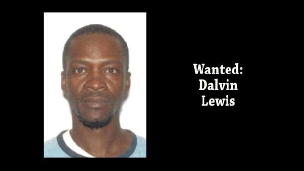 Homicide detectives are appealing for information about the whereabouts of Dalvin Lewis, their suspect in the 2015 stabbing death of Bevis Larmond.