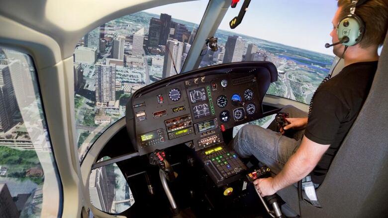 Flight simulators, helicopter training centre coming to Sudbury