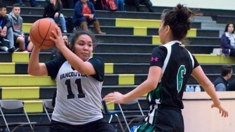 Kristy Innes basketball