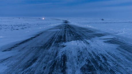 Road to Tuktoyaktuk