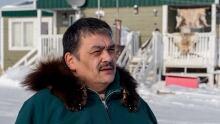 Tuktoyaktuk Mayor Darrel Nasogaluak